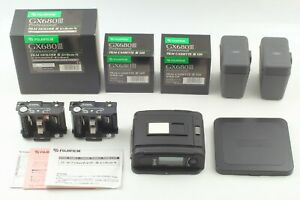 FedEx.IP✈ [NEW] Fujifilm GX680 III Roll Film Holder Back III N 120x2 From Japan