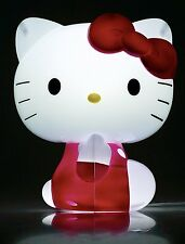 HELLO KITTY LED TABLE LAMP 3D RARE EXCLUSIVE ITEM