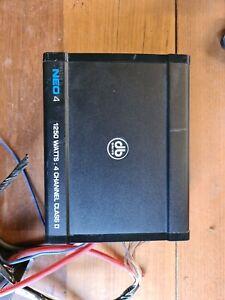 Db Drive Neo4 4 Channel 1250watts Amp