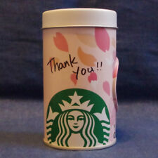 F/S Starbucks JAPAN can container case canister SAKURA 2018 cherry blossom pink