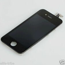 Digitizer Touch Screen + LCD Display Screen Assembly for iphone 4S Black