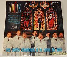 45 tours : NOELS par Les PETITS CHANTEURS à la CROIX de BOIS - PATHE