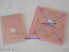 Sanrio Kiku Hello Kitty Memo Pad 80 Hojas 20 pegatinas