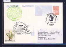 49735) LH FISA SF Frankfurt - Graz Österreich 12.5.2011, Frankreich GA Essen