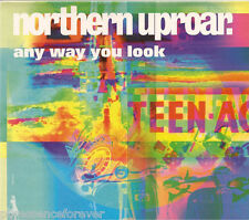 NORTHERN UPROAR - Any Way You Look (UK 4 Trk CD Single)