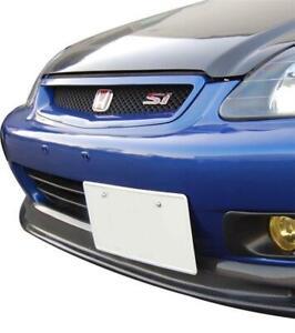 Adjustable Angle Front Bumper License Plate Re-locator Bracket Holder