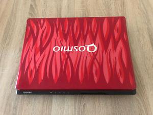 toshiba qosmio X300-12h Gaming Pc Notebook 1tb Hd 17 Pollici 8 Gb Ram 1440 X 900