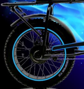 "Bike Wheel Tape for 20"" x 4"" wheels fat tire e bikes"