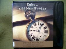 Rules for Old Men Waiting by Peter R. Pouncey (2005, CD, Unabridged) NO DISC ONE