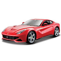 Bburago 1:24 Ferrari F12 Berlinetta Diecast Model Sports Racing Car Vehicle NIB