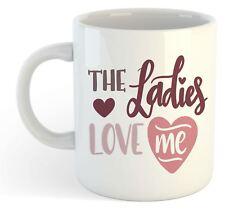 La Mujer Love Me Taza