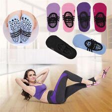 Yoga Fitness Socks Non Slip Pilates Massage Ballet Socks Exercise Gym