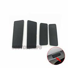 Front & Rear Door Switch Bezel Mat Cap For 11-15 Chevrolet Cruze Left & Right
