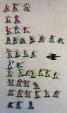 41 x Britains Ltd 1971 Toy Soldiers, deetail, large bundle