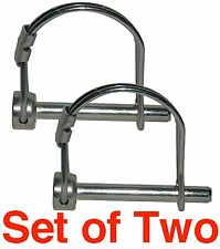Bimini Top Pull Pin with Latch. Boat , Trailer, Vehicle Linch Pin
