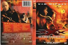 xXx (Dvd, 2002, Widescreen Special Edition), Vin Diesel - Key Chain - Free S/H
