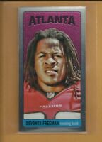 Devonta Freeman RC 2014 Topps Chrome 1965 Rookie Card # TB-36 Atlanta Falcons