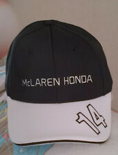 New Fernando Alonso team Drivers  cap Adult fit Brand new with tags .