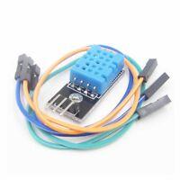 1 Set DHT11 Module Thermometer Humidity Sensor Arduino Dupont Line 3.2*1.4cm