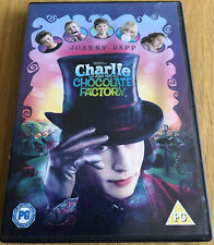 CHARLIE AND THE CHOCOLATE FACTORY (PG)