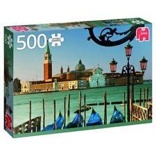 Jumbo Jigsaw Puzzle - Venice Italy - 500 Piece 18532 New