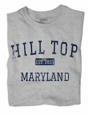 Hill Top Maryland MD T-Shirt EST