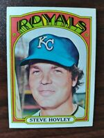1972 Topps Set Break #683 Steve Hovley ROYALS FREE SHIPPING