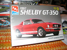 AMT/ERTL, #6633 1:25 1967 FORD MUSTANG SHELBY GT-350 MODEL KIT