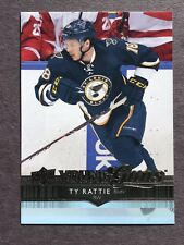 2014-15 Upper Deck Ty Rattie Young Guns Rookie Card #242 Series 1 RC UD