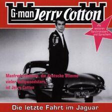 G-Man Jerry Cotton (05) Die letzte Fahrt im Jaguar  [CD]