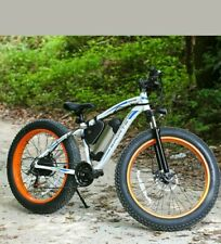 "Chief X250 with 26"" Fat Tyre Electric off-road style e-bike *BIG BRAND QUALITY*"