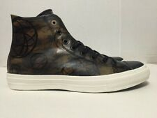 2de9a8132562 Converse Chuck Taylor Ct All-star as II 2 Hi Futura Rubber Black Camo  153022c