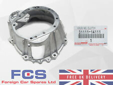 NEW* GENUINE TOYOTA SUPRA BELL CLUTCH HOUSING 1JZGTE 2JZ TO R154 31111-14111