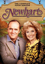 Newhart: The Complete Fifth Season 5 (DVD, 2014, 3-Disc Set) Brand New