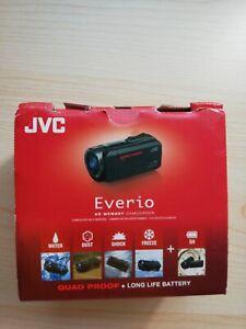 Videocamera digitale full hd ,touch screen, impermeabile, JVC Everio GZ-R315WE