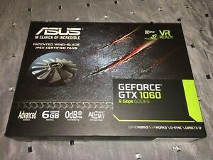 NVIDIA GeForce GTX 1060 6gb - Used
