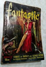 Magazine of Fantasy and Science Fiction Nov-Dec 1952 Vol No 3 Cornell Woolrich