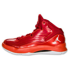 AIR JORDAN AERO MANIA Gym Red White Bright Crimson Size 10.5 552313 602