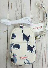 Cath Kidston Gadget Case Painted Cats Design New with Tag
