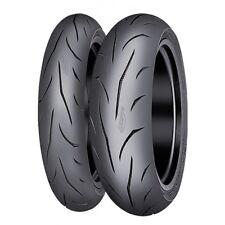 110/70/zr17 54w Mitas Sportforce Plus Motorcycle Front Tyre Only - KTM