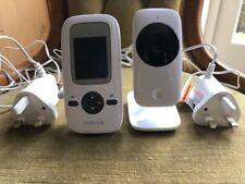 Motorola MBP481 Digital Video Baby Monitor 2 Inch Display