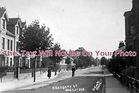 SF 1236 - Risbygate Street, Bury St Edmunds, Suffolk - 6x4 Photo