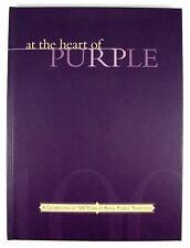 At The Heart Of Purple Since 1909 Kansas State University KSU Royal 100 Years