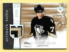 06/07 Ultimate Collection Patches #EM Evgeni Malkin 3 Color Rookie Patch #13/75