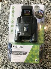 Vivitar VIV-CV-1225V 8MP 2-in-1 Binoculars and Digital Camera Black