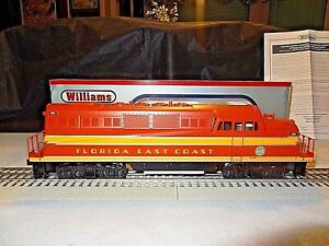 NIB Williams 20306 Florida East Coast BL-2 Diesel Locomotive #601
