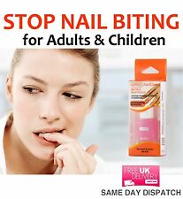 by Flormar for Child No Bite Stop Nail Cuticle Biting Polish Bitter 1
