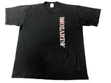 Vintage 1989 Mostly Mozart Festival Black T-Shirt Size XL  Art Jerzees