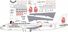 Dragonair Airbus A-321 decals for Revell 1/144 kit