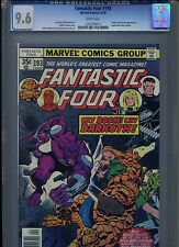 Fantastic Four #193 CGC 9.6 (1978) Diablo Darkoth White Pages